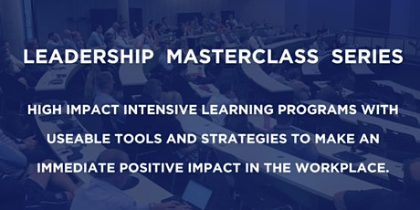 High Performing Board and Management Relationships Masterclass tickets