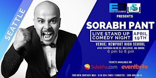 Sorabh Pant Live Standup Comedy Night