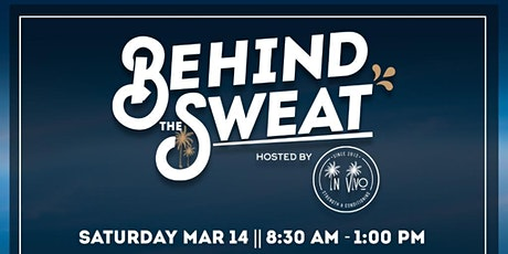 Behind The Sweat Workshop 1.0 tickets