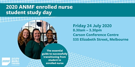 CANCELLED: Enrolled Nurse Student Study Day 2020 tickets