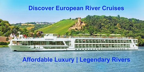 Discovering Luxury On Europe's Legendary Rivers tickets