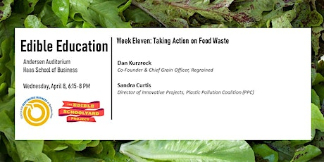 Edible Education - Taking Action on Food Waste tickets