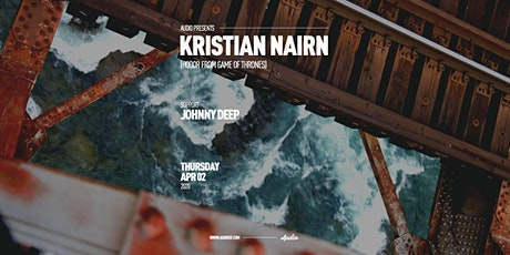Kristian Nairn (Hodor from Game Of Thrones) tickets