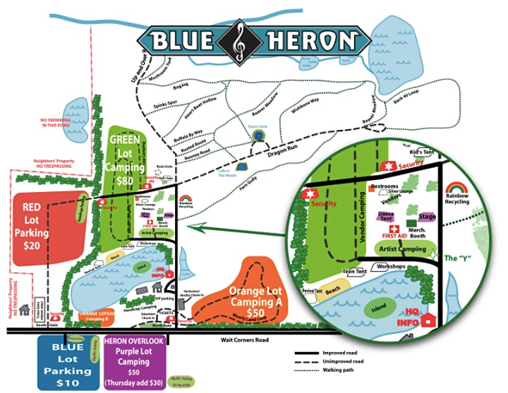 Great Blue Heron Music Festival image
