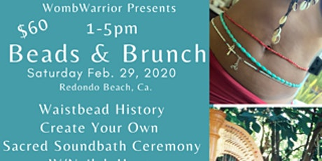 Beads & Brunch tickets