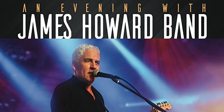 An Evening with James Howard Band tickets