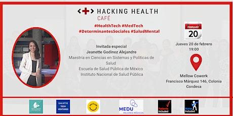 Hacking Health Café - Welcome 2020 boletos
