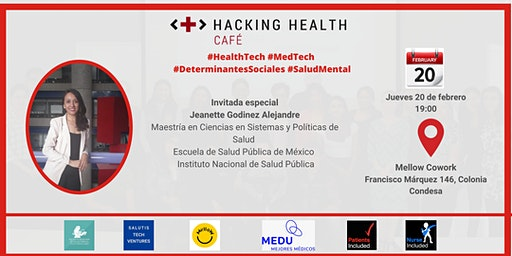 Hacking Health Café - Welcome 2020