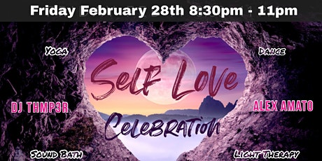 Flash! Self Love Celebration tickets