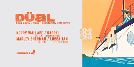 Umbrella Presents: Düal Boat Party tickets
