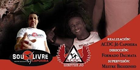 Capoeira: Vivencia y Roda de Carnaval con Mestre Bigodinho tickets
