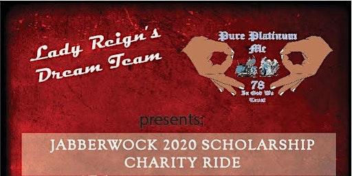Jabberwock 2020 Scholarship Charity Ride