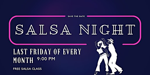 Salsa Night | Roots Miami Kava