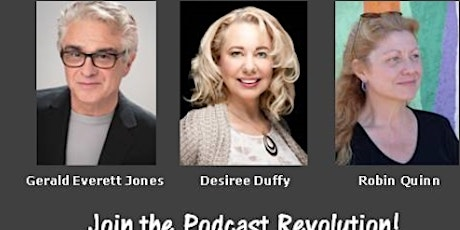How to Join the Podcast Revolution! tickets