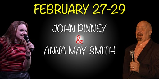 John Pinney & Anna May Smith