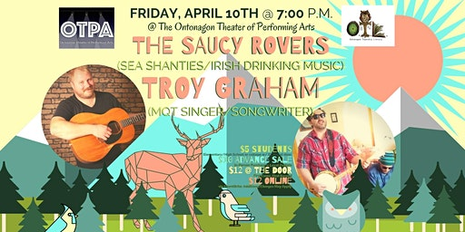 The Saucy Rovers / Troy Graham