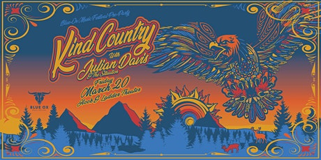 Kind Country with Julian Davis & The Situation tickets