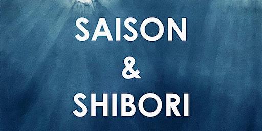 Saison and Shibori Natural Dye Workshop