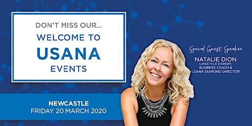 Welcome to USANA - Newcastle