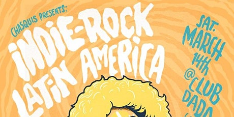 Indie-Rock Latin America 2020 tickets