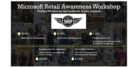 Microsoft Retail Awareness Workshop hosted by Steepmeadow Solutions tickets