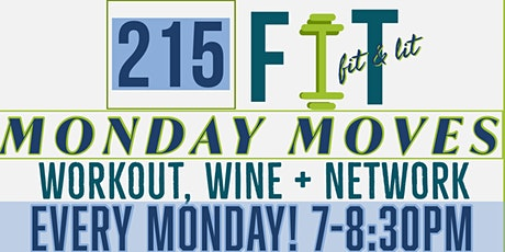 215FIT Monday Moves tickets