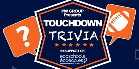 Touchdown Trivia in support of EcoSchools Canada tickets
