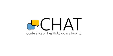 CHAT 2020 | Conference on Health Advocacy Toronto tickets