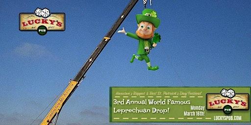 3rd Annual Leprechaun Drop!
