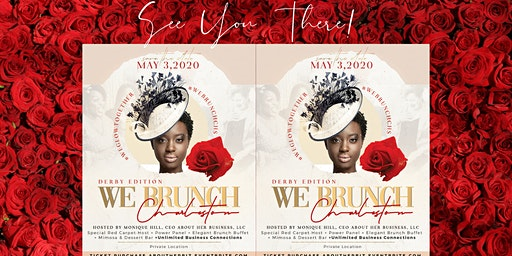WE Brunch Charleston: The Derby Edition