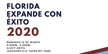 FLORIDA EXPANDE CON ÉXITO tickets