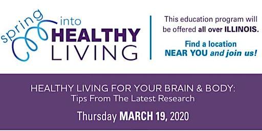 Health Living AKArama Foundation/Alzheimer's Association