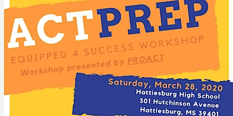 ACT PREP WORKSHOP AND SPECIAL PARENT SESSION tickets