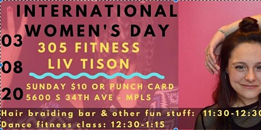 Int womens day | 305 Fitness