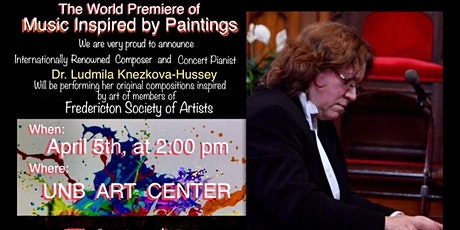 Music Inspired by Paintings tickets
