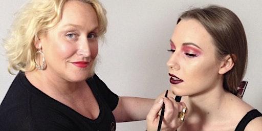 Scottsdale Makeup Masterclass taught by Pro/Celebrity Melanie Mills