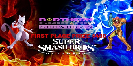 Super Smash Bros Ultimate March 28 Tournament tickets