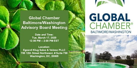 Global Camber Baltimore/Washington Advisory Board Meeting tickets