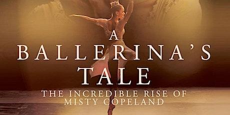 A Ballerina's Tale - Christchurch Premiere - Mon 16th March tickets