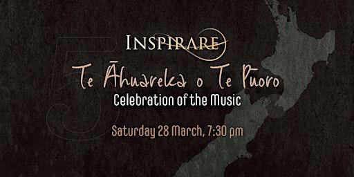 Te Āhuareka o Te Pūoro (Celebration of the Music)