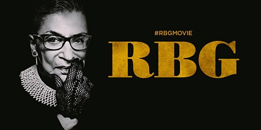 RBG - Christchurch Premiere - Tuesday 17th March