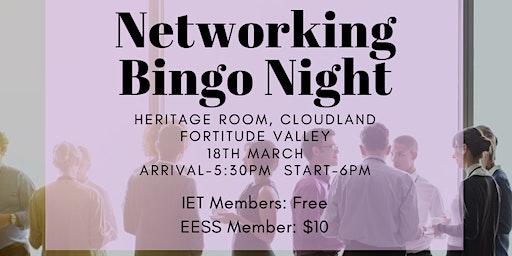 QUT EESS and The IET Bingo Industry Night