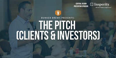 Bunker Brews Louisville: The Pitch (Clients & Investors) tickets