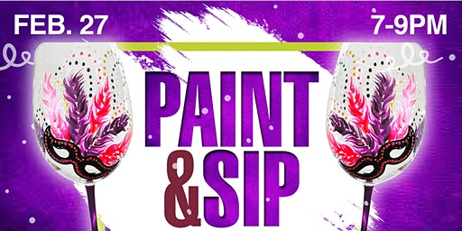 Wine Glass Paint & Sip with ArtWorx Events at Mc Donagh's Pub