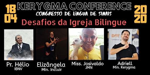 KERYGMA CONFERENCE | CONGRESSO DE LÍNGUA DE SINAIS