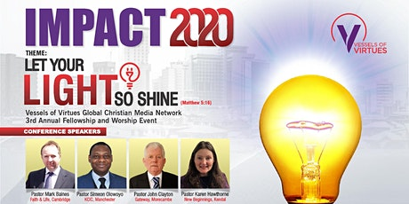 IMPACT 2020 tickets