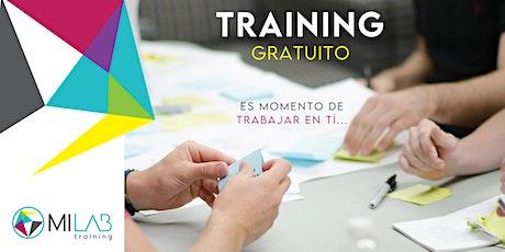 90 minutos training con MI LAB training entradas