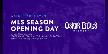 MLS Opening Day Watch Party tickets