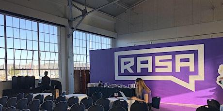 Rasa Workshop: San Francisco tickets