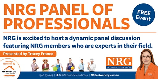 NRG Panel of Professionals (North)